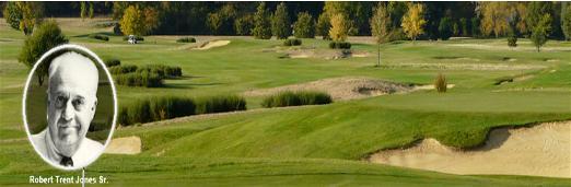 Golf de Joyenval - trente Jones Sr.