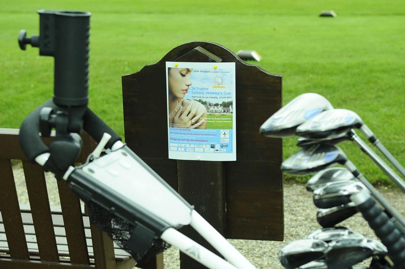 3è trophée - Luxury Jewelry\'s Cup 2013 - Golf Club Lys Chantilly