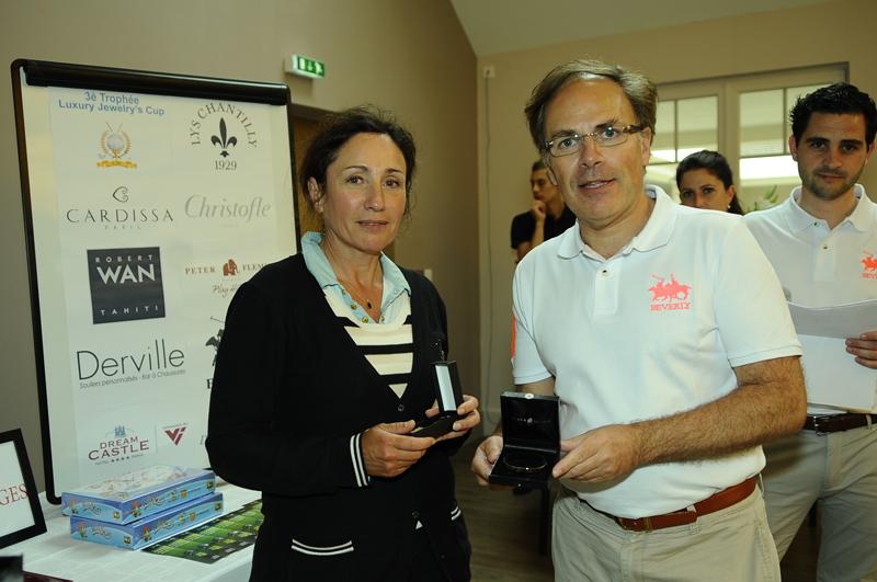 dsc3116-remise des prix du 3è trophée - Luxury Jewelry's Cup 2013 - Golf Club du Lys Chantilly