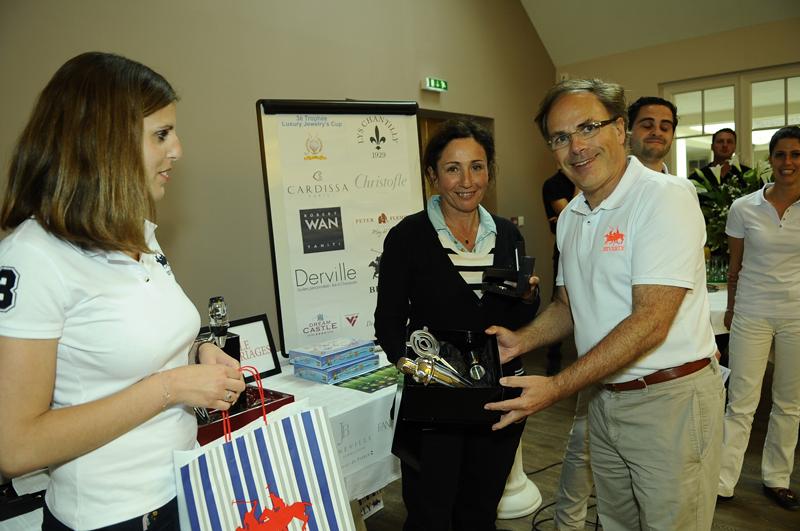 dsc3118-remise des prix du 3è trophée - Luxury Jewelry's Cup 2013 - Golf Club du Lys Chantilly