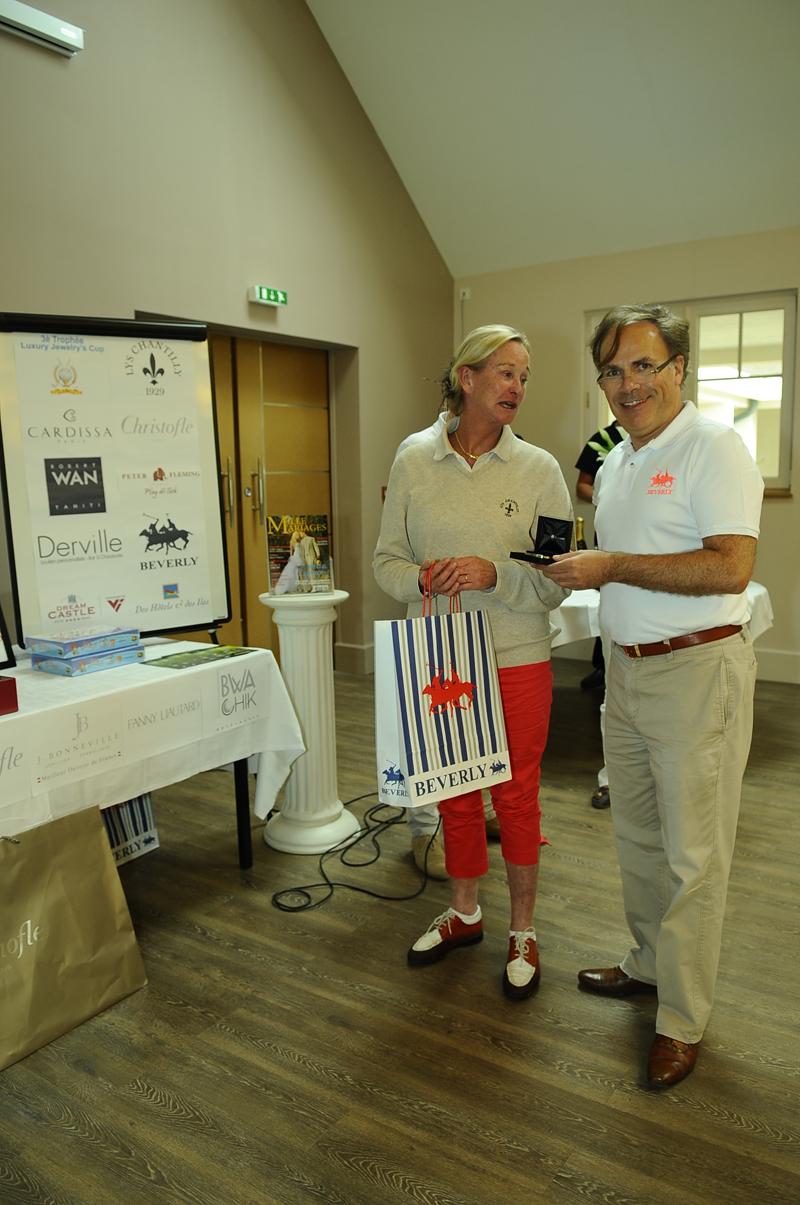 dsc3153-remise des prix du 3è trophée - Luxury Jewelry's Cup 2013 - Golf Club du Lys Chantilly
