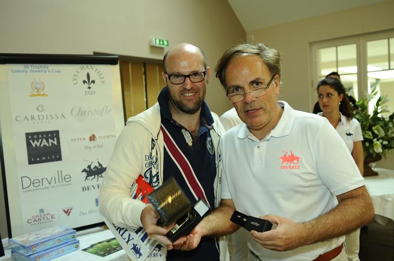 dsc3173-remise des prix du 3è trophée - Luxury Jewelry's Cup 2013 - Golf Club du Lys Chantilly