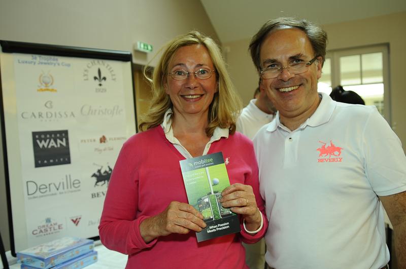 dsc3232-remise des prix du 3è trophée - Luxury Jewelry's Cup 2013 - Golf Club du Lys Chantilly