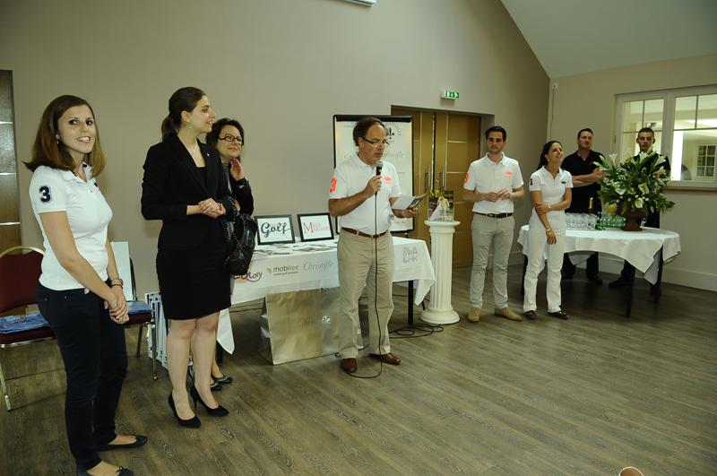 dsc3273-remise des prix du 3è trophée - Luxury Jewelry's Cup 2013 - Golf Club du Lys Chantilly
