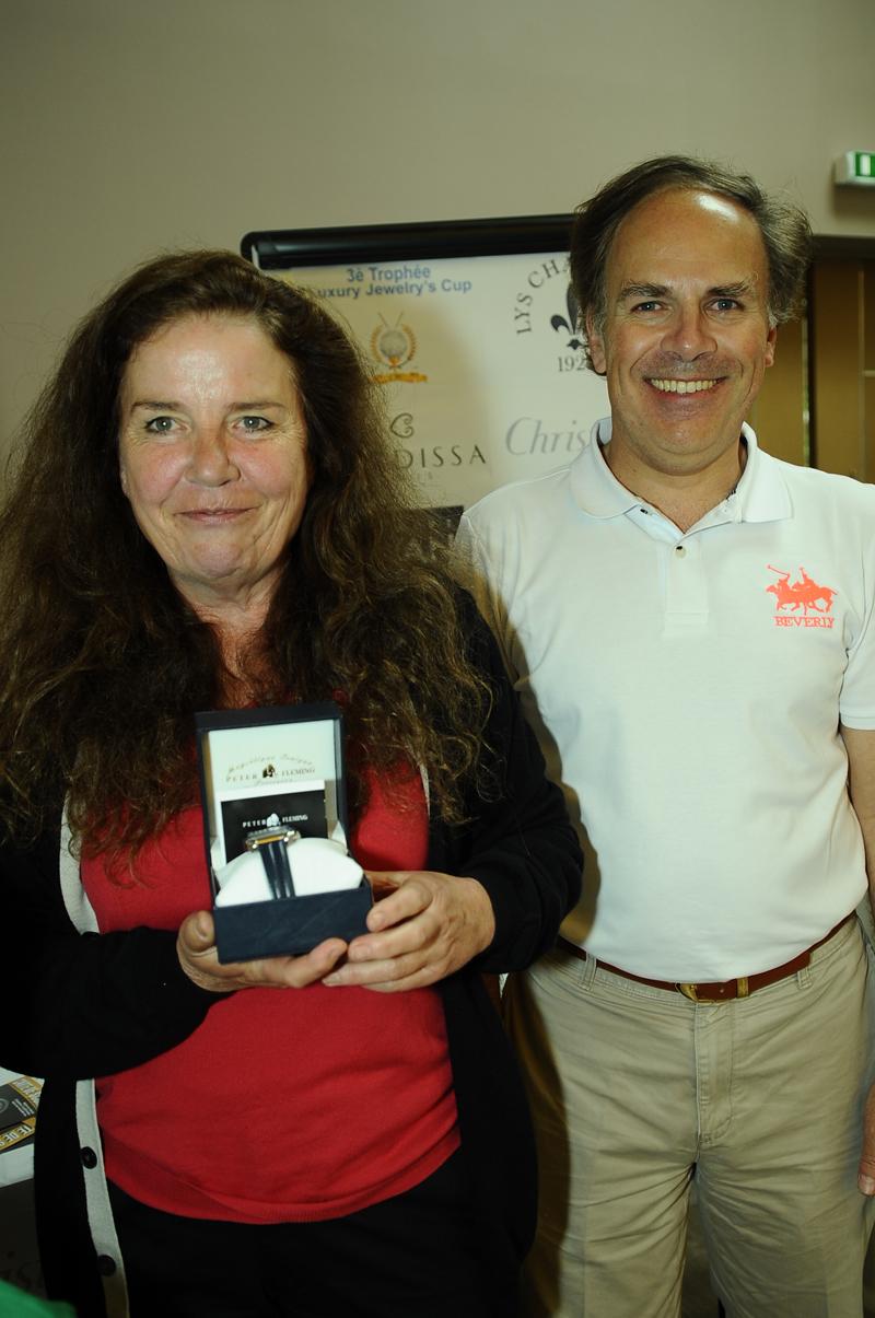 dsc3335-remise des prix du 3è trophée - Luxury Jewelry's Cup 2013 - Golf Club du Lys Chantilly