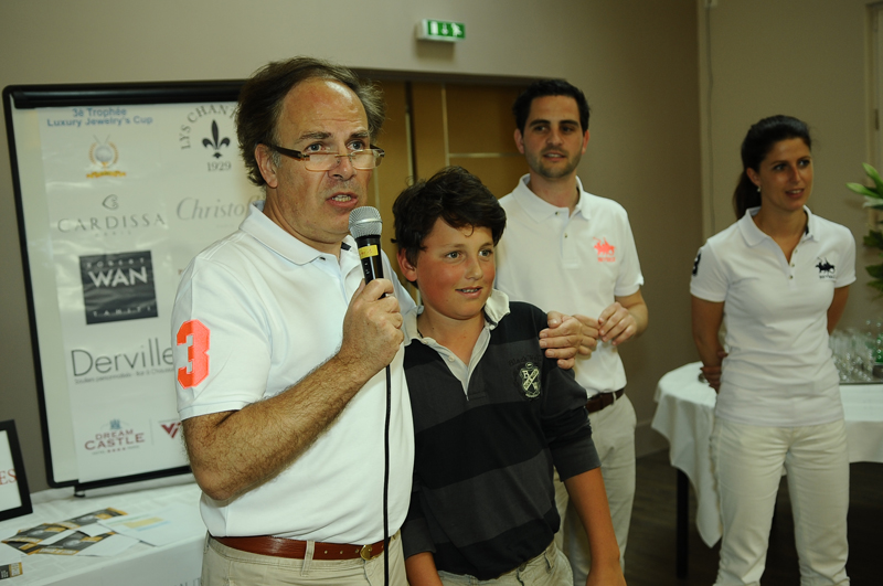 dsc3345-remise des prix du 3è trophée - Luxury Jewelry's Cup 2013 - Golf Club du Lys Chantilly