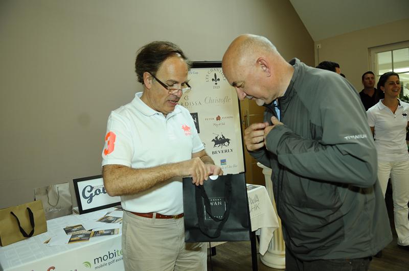 dsc3366-remise des prix du 3è trophée - Luxury Jewelry's Cup 2013 - Golf Club du Lys Chantilly