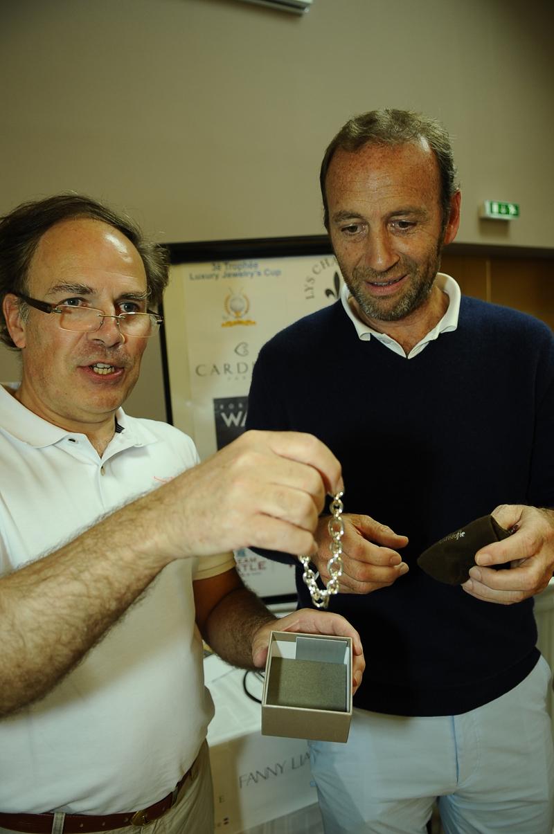 dsc3405-remise des prix du 3è trophée - Luxury Jewelry's Cup 2013 - Golf Club du Lys Chantilly