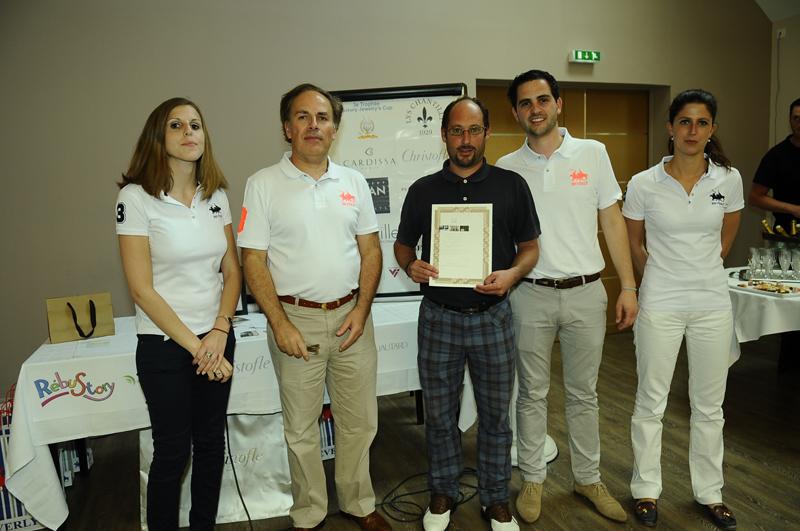 dsc3447-remise des prix du 3è trophée - Luxury Jewelry's Cup 2013 - Golf Club du Lys Chantilly