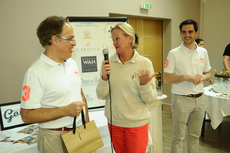 dsc3459-remise des prix du 3è trophée - Luxury Jewelry's Cup 2013 - Golf Club du Lys Chantilly