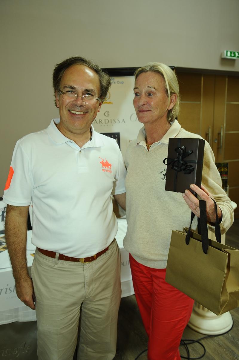 dsc3466-remise des prix du 3è trophée - Luxury Jewelry's Cup 2013 - Golf Club du Lys Chantilly