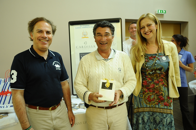 dsc3833-remise des prix du 3è trophée - Luxury Jewelry's Cup 2013 - Golf Club du Lys Chantilly