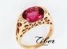bijoux-tiber-bague-tourmaline-rose-moucharabie
